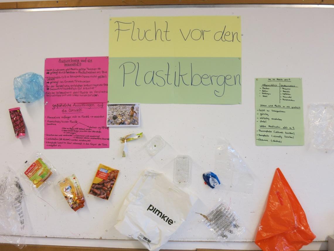 kleinze_flucht vor dem Plastikbergen